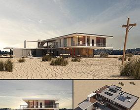 Hawkes Bay Villa 3D model