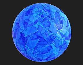 3D PBR Stylized Ice