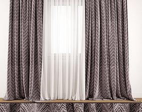 Curtain 112 drape 3D
