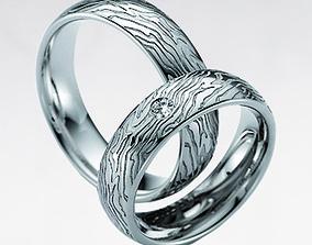 3D print model Wedding ring 023