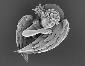 3D print model angel wings