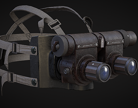 Npo night vision 3D asset