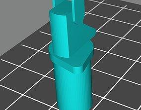 3D print model McGregor Triplex series crane KN