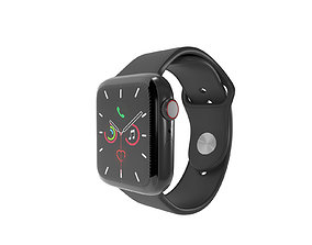 Apple Watch Series 5 3D