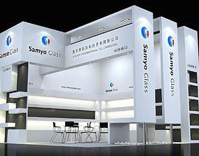 Exhibition - Area - 6X6-3DMAX2009-03