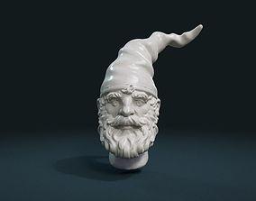 3D print model Gnome head