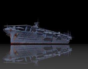 3D model IJN Shokaku