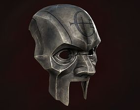 face Dishonored 2 Abbey Overseer Mask 3D print model