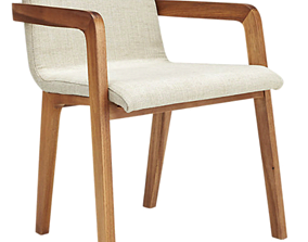 3D print model Arm Chair