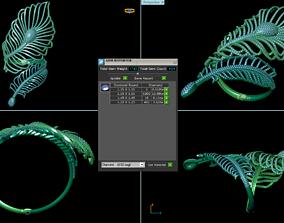 bracelet 3D print model 3dmodel design