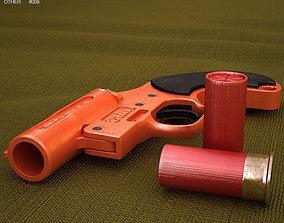 3D Olin Flare Gun