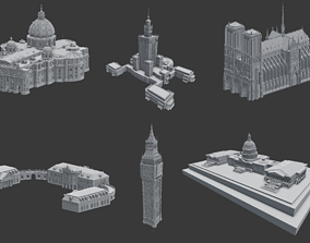 Architecture Pack 3D model