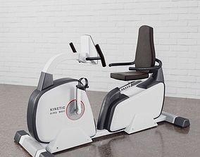 3D model Gym equipment 25 am169