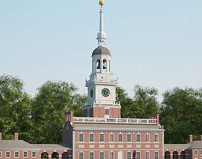 Independence Hall 3D