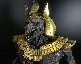 Anubis model game-ready