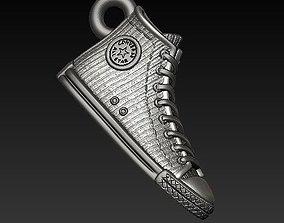 shoes pendant 3D printable model
