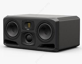 Adam Audio S3H 3D model