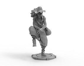 Usopp - Standing Pose 3D printable model