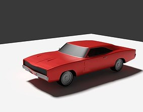 1968 Dodge Charger 3D