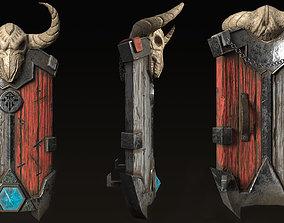 3D model Battle Shield