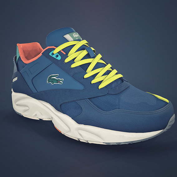 Lacoste Shoes-AR Project