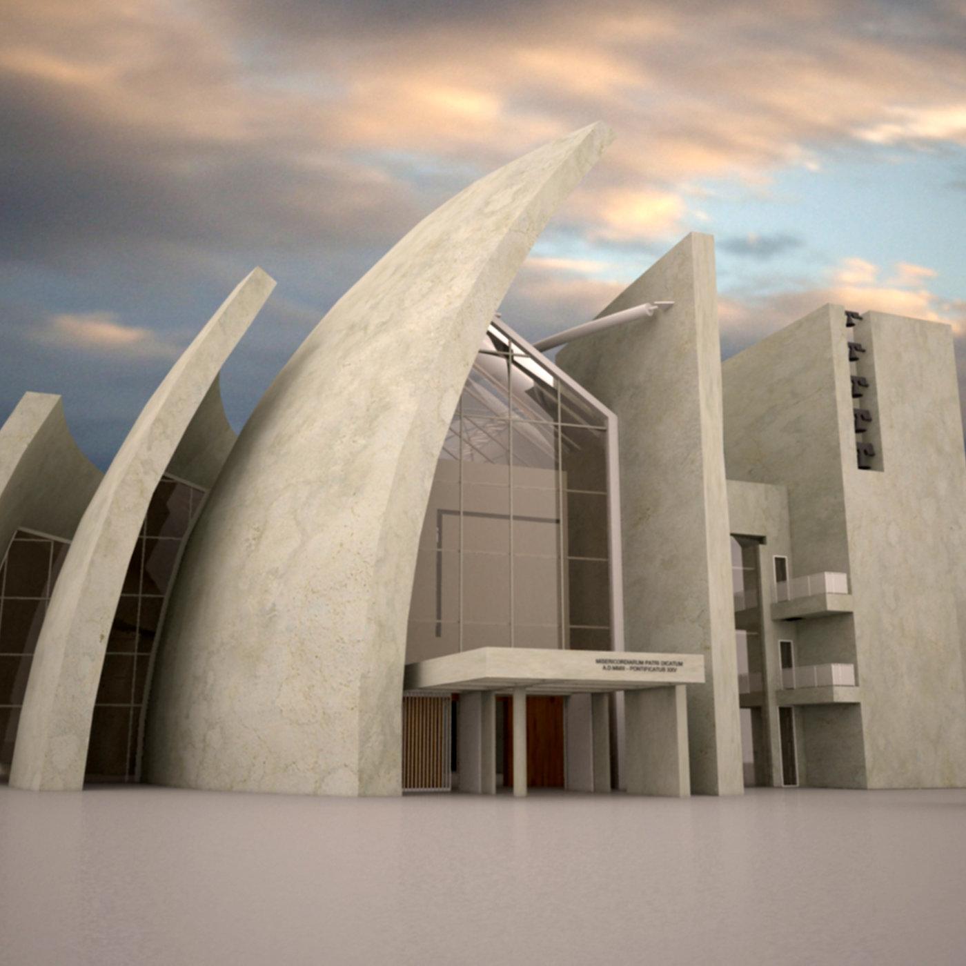 Roma Millenium church