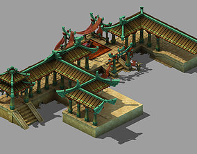 Game Xiqiao City Palace - Left 3D