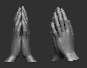 3D print model Praying hands