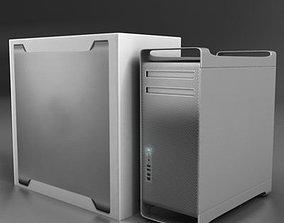 Computer 3D laptop