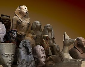 Museum pack - Ancient Egypt 3D asset