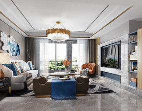 3D Interior design 01