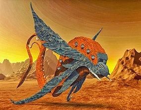 Fantasy beast 3D model