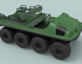 Argo 750 HD 8x8 3D