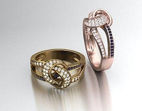 Diamond gold ring printable silver