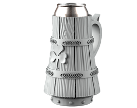 3D printable model Beer mug play
