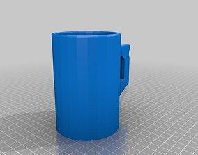 3D print model Tea earl grey hot