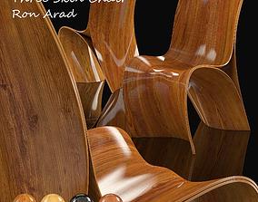 Three Skin Chair 3D model