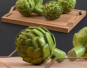 Artichoke 3D model