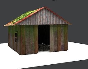 3D Old Cabin