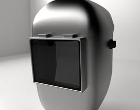 Welding Helmet 3D