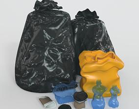 industrial 3D Garbage Bag