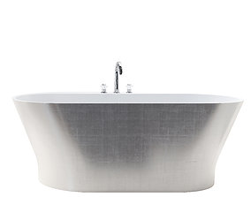 Monceau Bathtub 3D