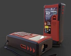 3D model Laser range finder