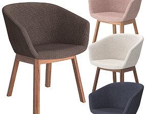 Blu Dot Host Dining Chair 3D model