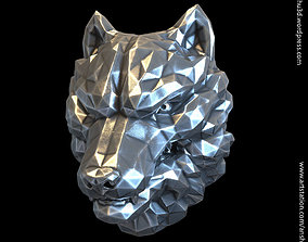 wolf vol2 ring jewelry 3D printable model