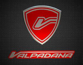 valpadana logo 3D model