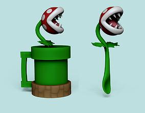 Super Mario Mug - Flower Spoons - Printable