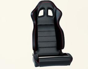 3D Car racing seat