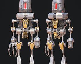 Robot Sci Fi Model 3D