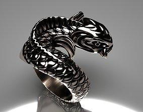 Fish ring carp 3D printable model